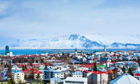 Arctic Comfort Island