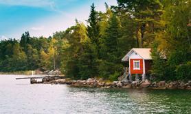 Finnland See