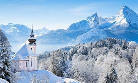 Winter Ski Bayerischer Wald