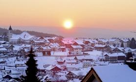 Zum Arber Bayerischer Wald Winter Ski
