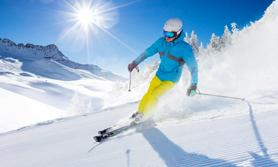 Winter Ski Schnee