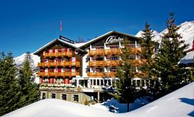 Swiss Family Hotel Alphubel Winter Ski