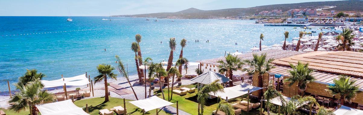 KAIRABA Alacati Beach Resort & Spa, Türkische Ägäis