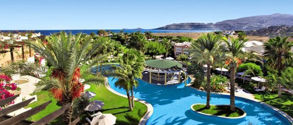 Atrium Palace Thalasso Spa Resort & Villen Rhodos