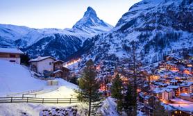 SKiurlaub Zermatt