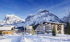 Schweiz Hotel Grindelwald