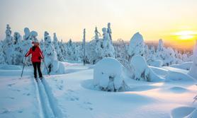 Levi Panorama Finnland