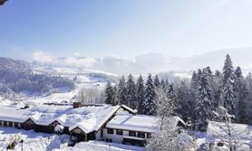 Winter Deutschland Mondi Holiday Alpenblickhotel