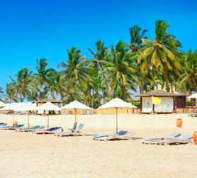 Oman Urlaub Hotel