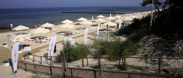 Polen Urlaub Havet Hotel