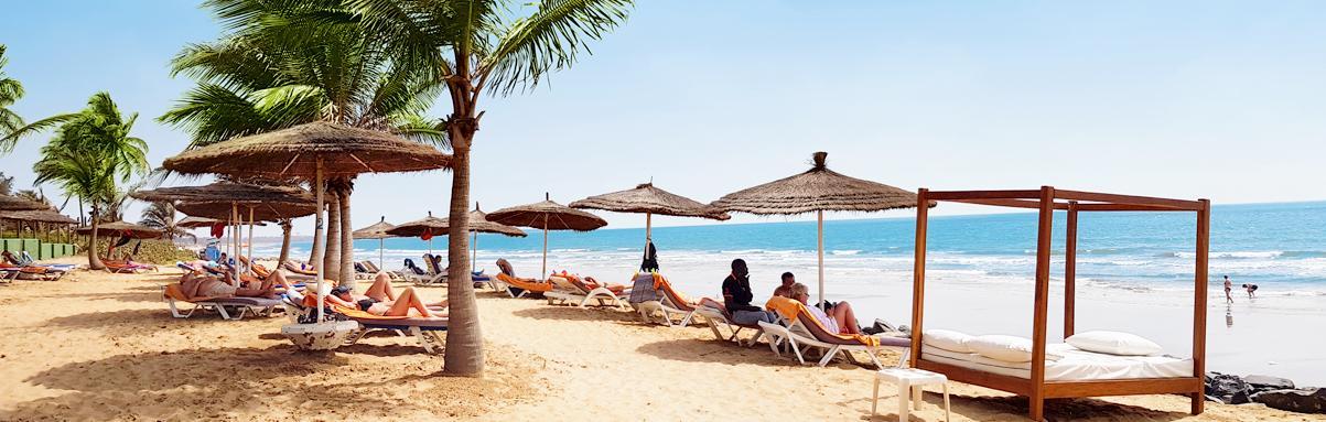 Kairaba Beach Hotel Gambia