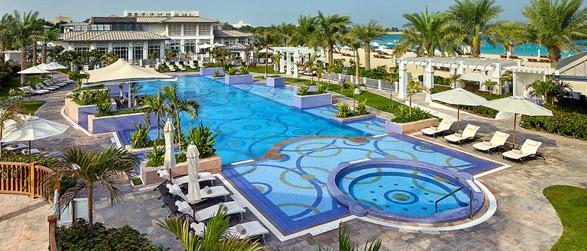 Luxushotel Abu Dhabi