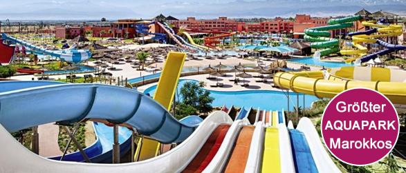 Marokko Aquapark