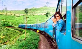 Sri Lanka Fernreise