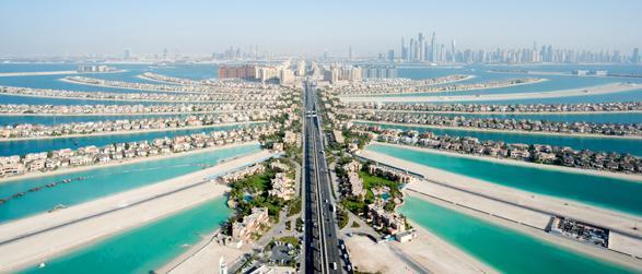 Dubai Fernreise