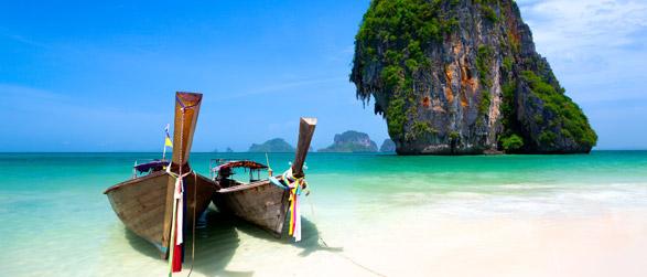 Thailand Fernreise