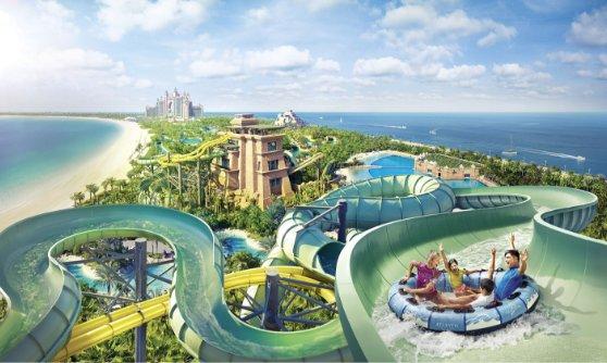 Dubai Atlantis The Palm FTI