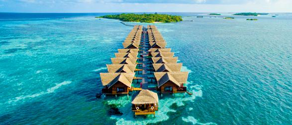 Adaaran Select Hudhuranfushi Malediven