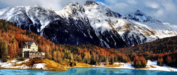 Schweiz Eigenanreise