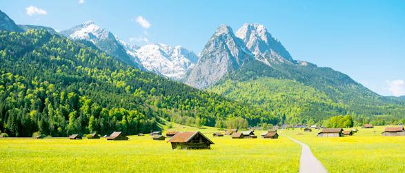 Garmisch Deutschland Bayern