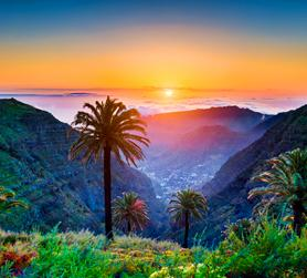 La Palma FTI Spanien