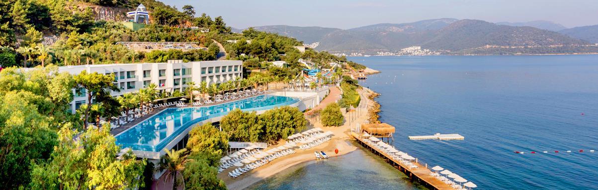 KAIRABA Blue Dreams Resort & Spa, Türkische Ägäis