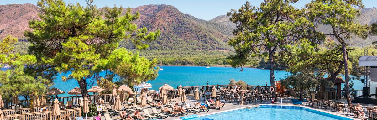 Club Sei Marmaris Türkei