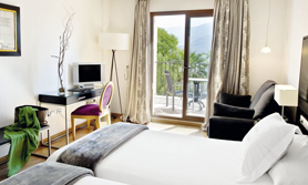 B Bou Hotel La Vinuela Boutique& Spa