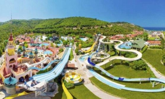Hotel Aqua Fantasy