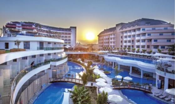 Hotel Long Beach Harmony Hotel & Spa