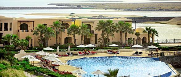 The Cove Rotana Resort Ras al Khaimah FTI