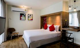 Sunshine Hip Hotel Thailand FTI