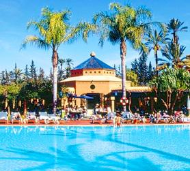 Marokko Riu Tikida Garden FTI