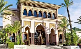 Atlantic Palace Golf, Thalasso & Casino Resort Marokko FTI