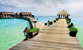Gangehi Island Resort Malediven FTI