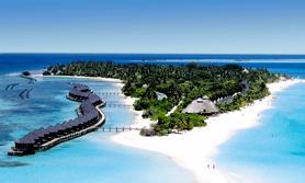Kuredu Island Resort & Sangu Water Villas FTI Malediven