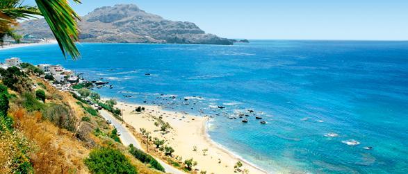 Strandurlaub Kreta