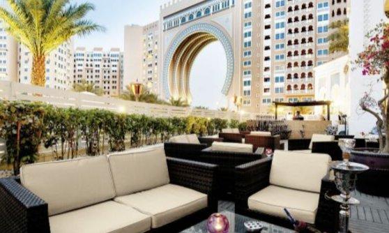 Mövenpick Ibn Battuta Gate Hotel Dubai