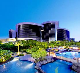 Dubai Grand Hyatt Ferien FTI