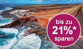 Lanzarote Spanien Schnäppchen