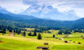 Bayerische Alpen Deutschland