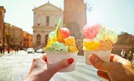 Italien Eis