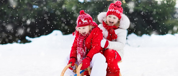 Winterurlaub Family