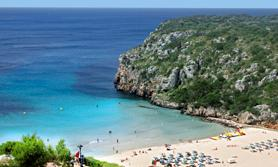Playa Azul Menorca