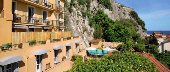 Frankreich Hotel La Perouse