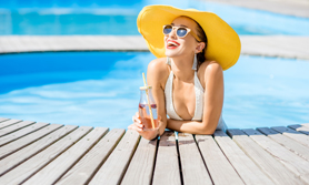 Antalya Pool Urlaub
