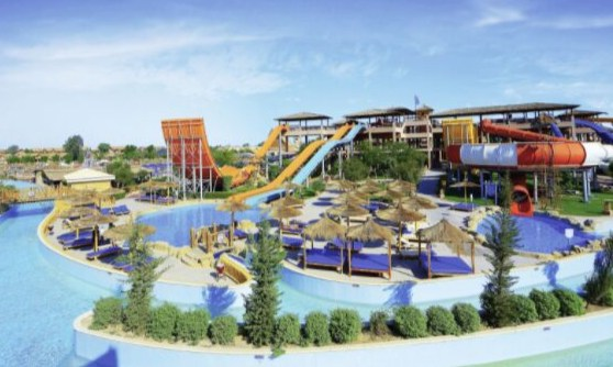 Jungle Aqua Park Resort
