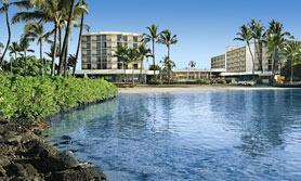 Hawaii Courtyard King Kamehameha´s Kona