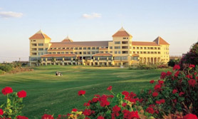 Hilton Pyramids Golf Resort Kairo