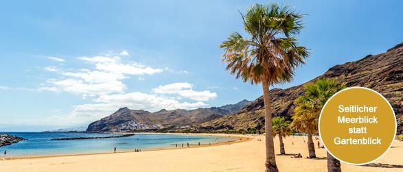 Gran Canaria Goldener Herbst